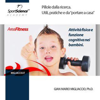 Sport ed effetti cognitivi.