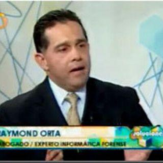 Delitos en Redes Sociales Entrevista a @RaymondOrta