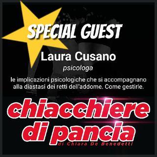 Episodio speciale con Laura Cusano - psicologa