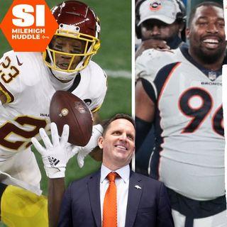 HU #642: Broncos Free Agency: Harris Re-Signed, Darby Inked, Kareem Bounced, Lindsay Hits Market
