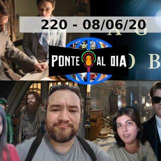El Rubius y el Cocodrilo | Ponte al día 220 (08/06/20)