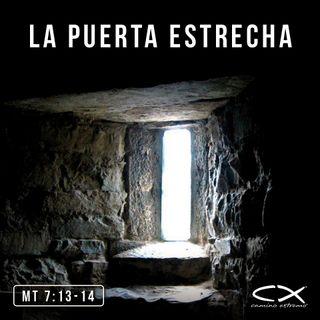 Oración 14 febrero (La puerta estrecha)