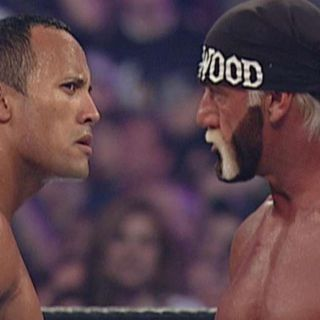 WWE Rivalries: Hulk Hogan vs The Rock