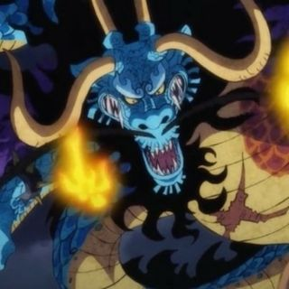 KAIDO en su FORMA HÍBRIDA, el personaje mas fuerte de todo One Piece, HABILIDADES Y PODERES