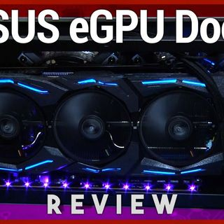 Turn Your Laptop into a Gaming Rig With a Thunderbolt 3 eGPU Dock - ASUS XG Station Pro Review