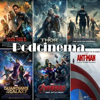Podcinema ep. 259. Estudios Marvel fase 2