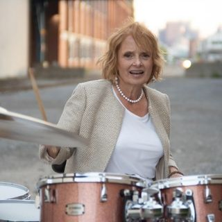The Queen of Pittsburgh singer/drummer extraordinaire Tedi Brunetti is my very special guest!