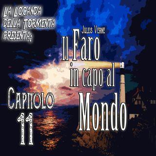 Audiolibro il Faro in capo al Mondo - Jules Verne - Capitolo 11