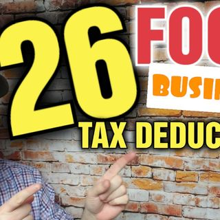 26 Tax Deductions for Food Businesses [ Food Business Startups HUGE LIST Tax Deductions]