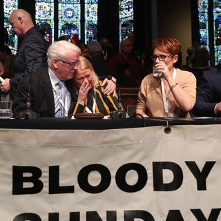 Bloody Sunday: Families insist justice for one family is justice for all