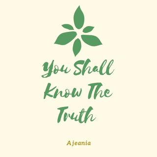 Episode 1 - You Should Know The Truth