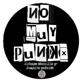 NoMuyPunx Desde Mexicali Tiempo de literatura