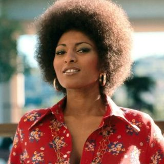 Eclectic Obsessions - Pam Grier