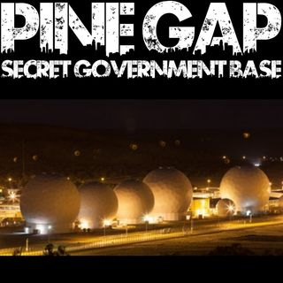 Pine Gap: Secret Government Facility