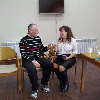 Entrevista Lic. Graciela Almada