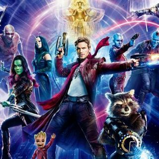 Guardians of The Galaxy Vol. I