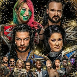 Episode #36: Karma is a Mother, Wrestling News, WWE Clash Of Champions 2020 Review