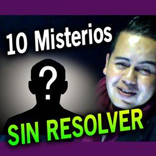 El blog del Kachorro 002 - Miercoles de Misterio - 10 misterios sin resolver