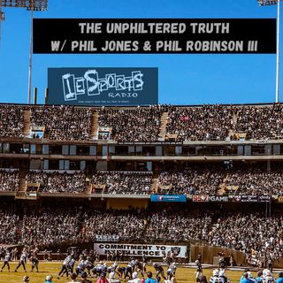 Episode 29 - The UnPhiltered Truth Let's Talk #Raiders Combine Edition