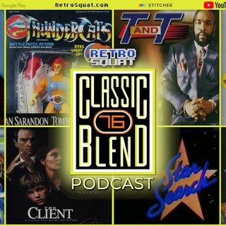 Classic Blend Podcast 76: Home Alone, Thundercats & Star Search