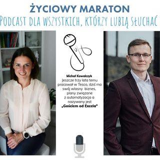 018- Michał Kowalczyk, gość od Excela