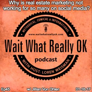 Why is real estate marketing not working for so many on social media?