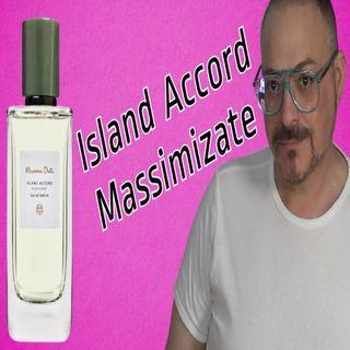 Fragancia Island Accord by Massimo Dutti for Men