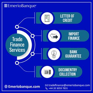 International Trade Finance Services For Import-export Businesses By Emerio Banque