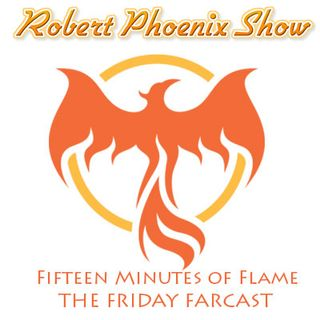Fifteen Minutes Ov Flame -- 2-5-19 -- Secular Divinity, Angry Tweets and The Devil's Double Stan