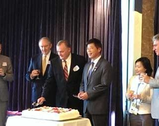 Utah and Honduras events mark friendly relations with Taiwan