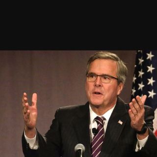 Jeb Bush Comment today & Clinton emails