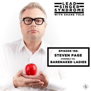 Steven Page (ex-Barenaked Ladies)