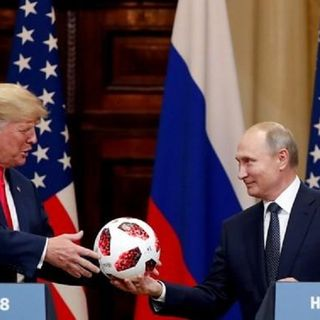 The Trump-Putin summit