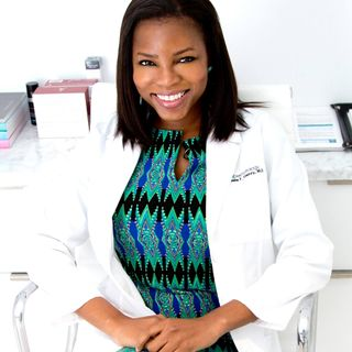 #Dermatologist Dr. Michelle Henry shares the truth about #cellulite on #ConversationsLIVE ~ @drmichellehenry #bodytypes #fdaapproved #qwo