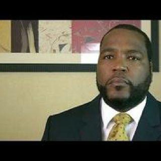 Roland Martin Tried To Ambush Umar Johnson and Got Checked