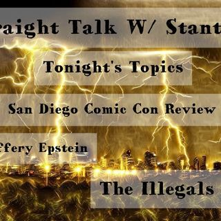 The Illegals,Jeffery Epstein,San Diego Comic Con