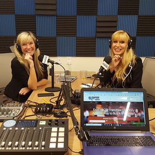Franchise Dictionary CEO and Publisher Alesia Visconti on Franchise Business Radio