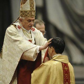 #LecturaEspiritual El núcleo del sacerdocio es ser amigos de Jesucristo