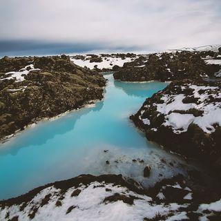 Nauczka i Niebezpieczna Islandia