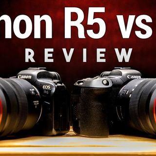 Hands-On Tech: Canon EOS R5 vs. R6 Review