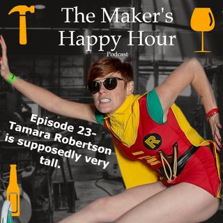 Episode 23- Tamara Robertson is supposedly very tall.