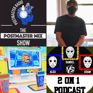 The Postmaster Mix presents: The Price is Right Returns, Dylan Fly's The Radio Project, and more!