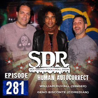 William DuVall & Geno Bisconte (Alice In Chains - Singer & Comedian) - Human Autocorrect