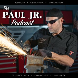 Intro to The Paul Jr. Podcast
