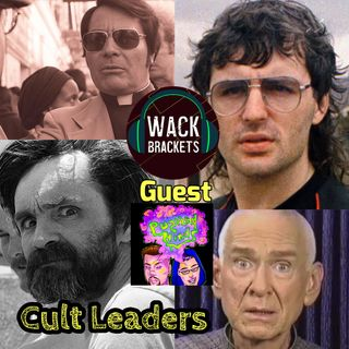 E46 - Cult Leaders w/Puzzled Minds : Let's talk about it with some LSD in my pocket..