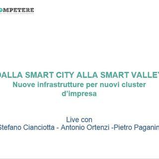Competere Live Ep.5 Dalla Smart City alla Smart Valley