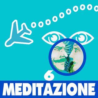 Meditazione 6 reali nella savana  live music handpan Daniele Dai Prè
