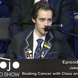 The Mojo Radio Show - Ep 113: What Facing Cancer Taught a NZ High School Captain During his Graduation - Jake Bailey