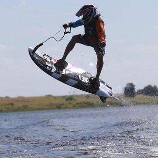 GCPH Episode 64: LIVE at US Army Veteran and Professional International Extreme Watersports Competitor Jordan Davlin of JetSurf Houston