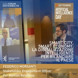 Digital Talk | Smart City, Smart Economy: la digitalizzazione intelligente per rilanciare il Paese | Forum Sostenibilità 2020
